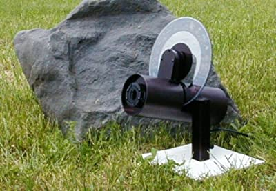 Outdoor Projector with Motion Scenes ThemeLite LED by Raztech Lighting