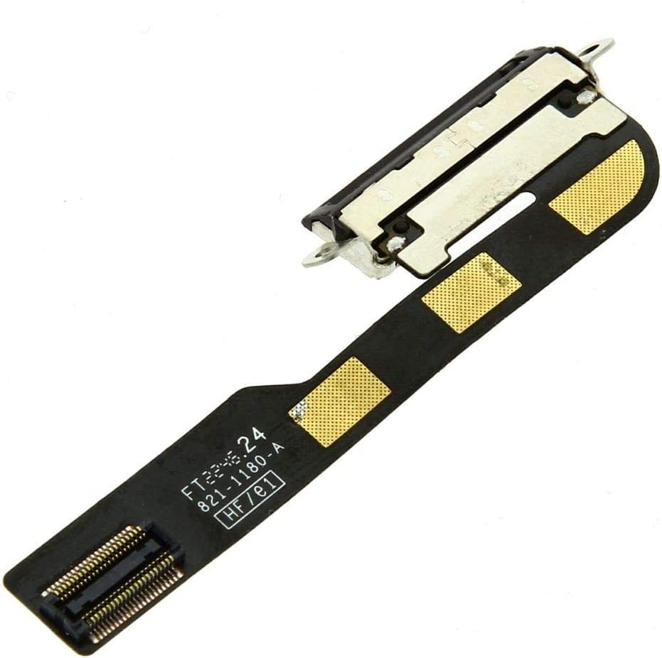 MMOBIEL Dock Connector Compatible with iPad 4 4nd Gen Charging Port Assembly Flex Cable incl Professional Toolkit