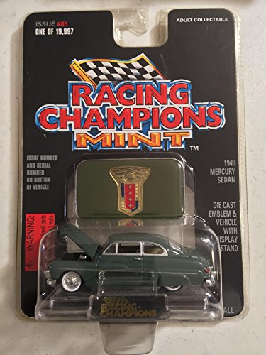 1996 Racing Champions Mint 1949 Mercury Sedan (Green)