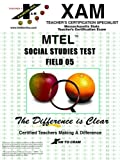 MTEL Social Studies Test Field 05, XAM Staff, 1581971842