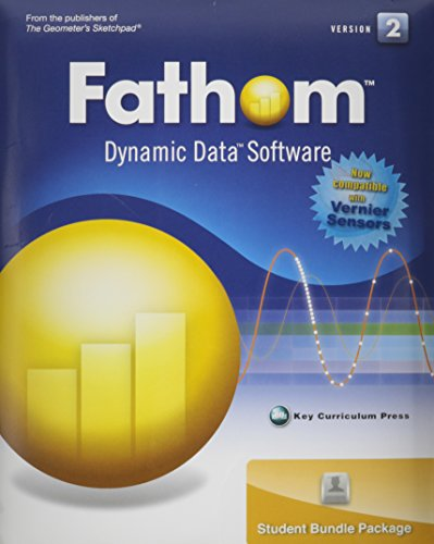 Fathom Dynamic Data Software Version 2 Cd-rom