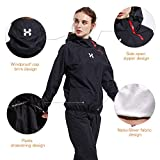 HOTSUIT Sauna Suit Women Weight Loss Boxing Gym