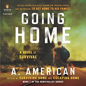 {COMPLETE} The Going Home (Books 1-7) & Novella - A American, Angry American