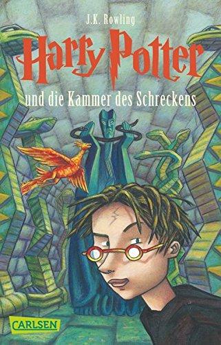 Harry Potter und die Kammer des Schreckens Taschenbuch – 23. Februar 2006 J.K. Rowling Klaus Fritz Carlsen 3551354022
