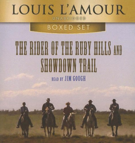 Read Online The Rider of the Ruby Hills And Showdown Trail pdf
