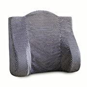 Back Buddy All In One Maternity Pillow for Nursing Breastfeeding Postpartum and Back Support Helps Relieve Lower Back Pain - Minky Hayden