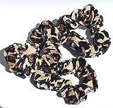 Leopard Velvet Twiggies-Three - Made in the USA