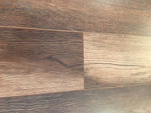 Ash Laminate Flooring (12mm AC4 CARB2 Premium Collection Laminate Flooring - Grey Ash Oak)