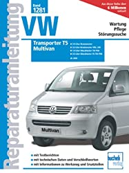 VW T5 / Transporter / Multivan: ab Modelljahre 2003 (Reparaturanleitungen)