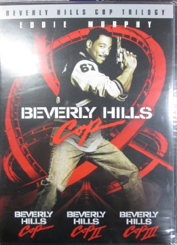 Beverly Hills Cop Collection (Beverly Hills Cop  Beverly Hills Cop II  Beverly Hills Cop III)