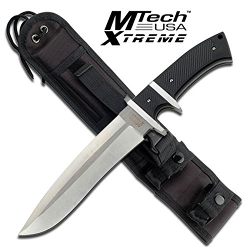 Cheap Master Cutlery MX-8090SL-MC MX-8090SL 13″ Fixed Knife, Satin Blade, G10 Handle with Nylon Sheath