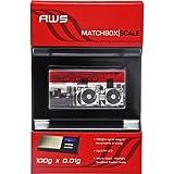 American Weigh Scale Amw-mb100 Matchbox Scale Digital Mini Scale, Club Style, 100 X 0.01 Gram