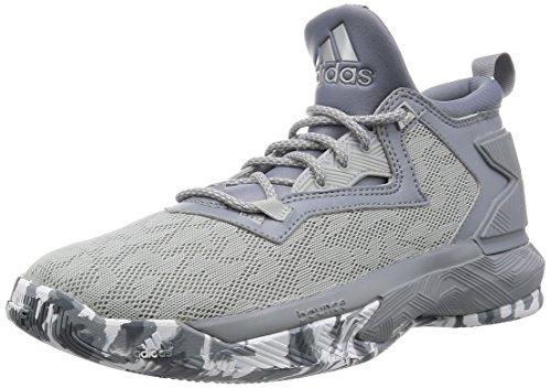 Lillard Gris S Lace Zapatilla Adidas Baloncesto Up D 2 Bqwxz4S