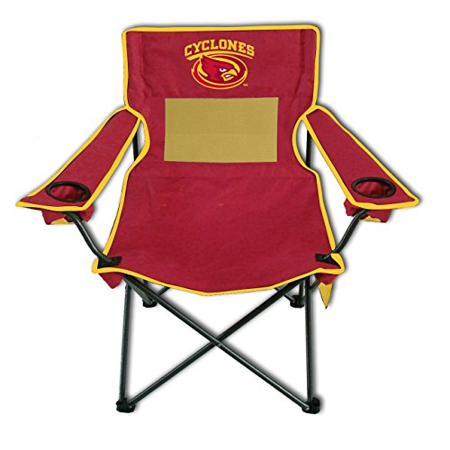 Folding Mesh Chair Monster - Rivalry NCAA Iowa State Cyclones Monster Mesh Folding Chair