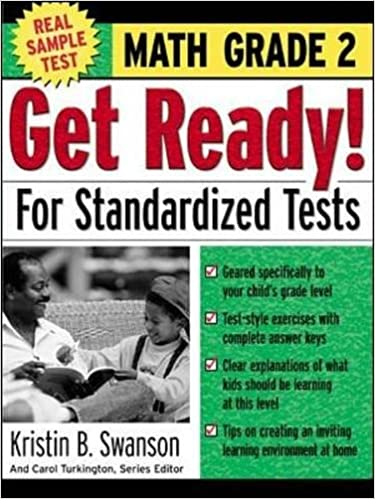Get Ready! for Standardized Tests : Grade 2 (Get Ready for Standardized Tests Series)