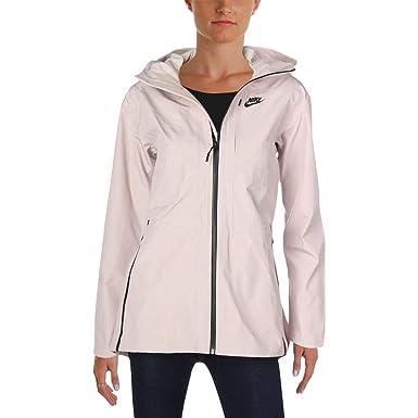 17d481836dccc9 Nike Womens Winter Warm Raincoat Pink L at Amazon Women s Clothing ...