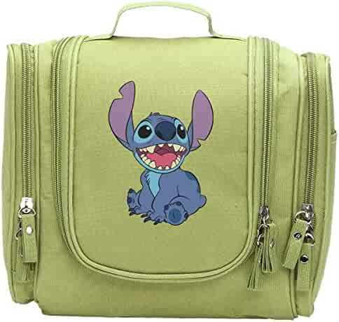 Large Weekender Carry-on Ambesonne Cartoon Gym Bag Crabs on Blue Backdrop