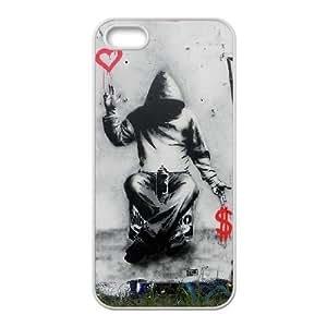 Iphone 4 4S Aurora Borealis PC Hard Plastic Case Iphone 4 4S Black