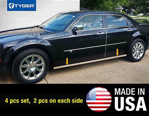 05 chrysler 300 door rocker panel - 1