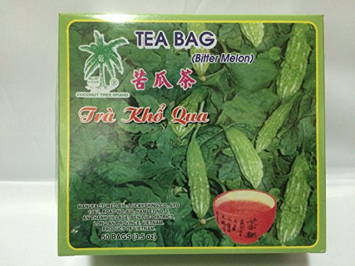 Bitter Melon Tea 50 Bags 1