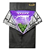 yo yo starter kit - RecRoom Pro Indoor Grow Tent Kit: 2'x4' Gorilla Grow Tent, Kind LED L600 Grow Light, Lotus Hydroponic Nutrients, Phresh Carbon Filter, Hurricane 4