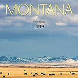 2019 Montana Wall Calendar