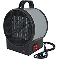 King Electric PUH1215T Portable Personal Ceramic Utility Heater