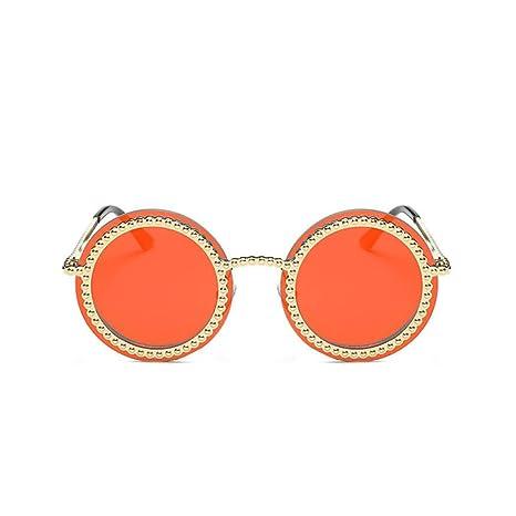 Sabarry Gafas de Sol Mujer, clásica Blogger sin Bordes Gafas ...