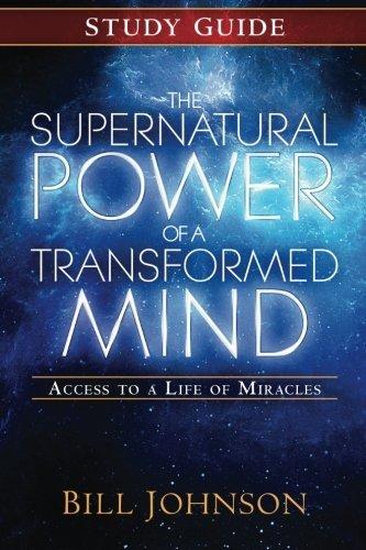 Supernatural Power Transformed Study Guide