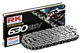 RK Racing Chain 630GSV-110 '110-Links' Ultra High-Performance XW-Ring Sport Bike Motorcycle Chain