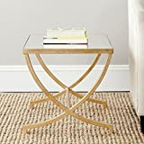 Safavieh Home Collection Maureen Gold Accent Table