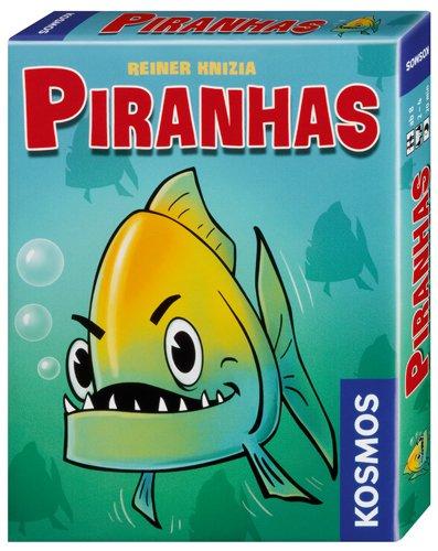 Kosmos 740245 - KOSMOS - Kartenspiel Piranhas