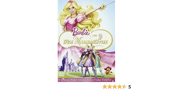 Barbie Y Las 3 Mosqueteras Dvd Amazon Es Varios William Lau Peliculas Y Tv