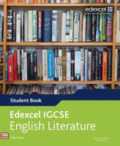 Download Edexcel Igcse English Literature. Student Book pdf