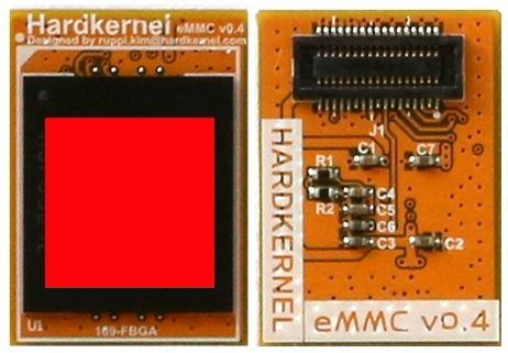 16GB eMMC Module ODROID-C2 Lin