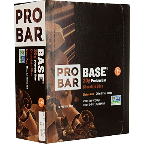 ProBar Base Bar – 12-Pack Chocolate Bliss, One Size