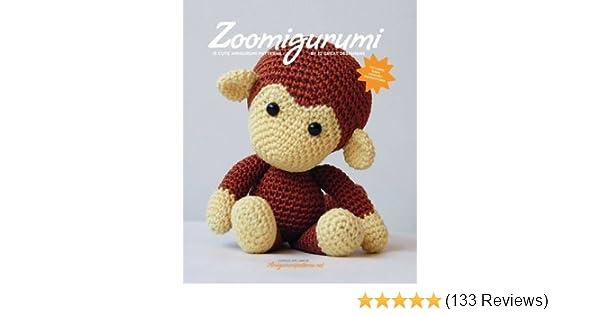 Amigurumi Net Book : Zoomigurumi cute amigurumi patterns by great designers