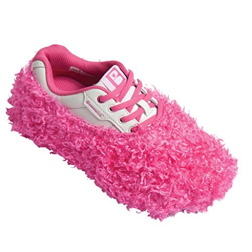 brunswick-fun-shoe-covers-fuzzy-pink-one-size-fits-most-up-to-womens-size-11