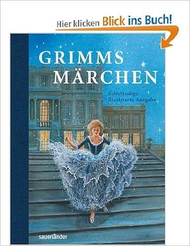 Grimms Märchen Vollständige Ausgabe Sauerländer Kinderbuch