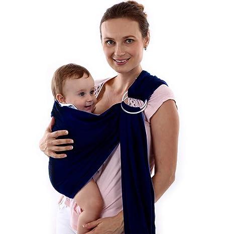 Freedom Fulares Portabebés Calidad bebés con un arnés de Correa de ...