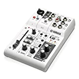 Yamaha AG03 3-Channel Mixer / 1 Microphone
