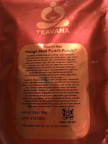 Teavana Mango Mate Punch Tea -  Be Healthy 4 U