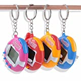 Alarm Clock Alarm Clocks For Bedrooms - NEW 90S Nostalgic 49 Pets in One Funny Virtual Cyber Pet Toy Retro Game - Digital Alarm Clock