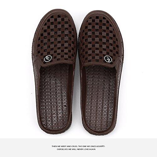BAOZIV587 - Zapatillas de deporte para el hogar y el aire ...