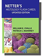 Netter's Histology Flash Cards Updated Edition, 1e