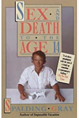 Sex and Death to the Age 14 Kindle Edition
