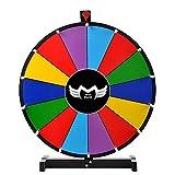 MegaBrand 18'' 14-Segment Tabletop Dry Erase Prize Wheel
