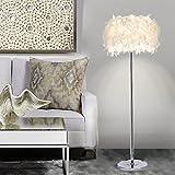 steh lampe wohn zimmer beistell beleuchtung feder kugel bogen stand leuchte globo 15057s. Black Bedroom Furniture Sets. Home Design Ideas