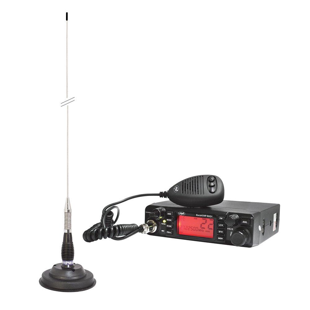 PNI PNI-PACK17 Station de radio CB + Antenne