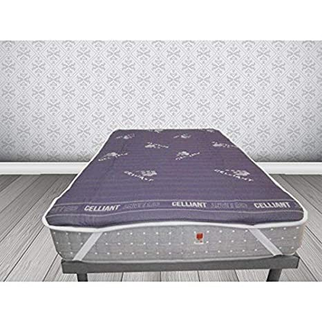 Deluxe13 Base Magnética Celliant para colchón Topper para Colchón de celliant: Amazon.es: Hogar